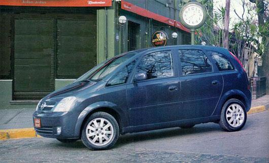 Chevrolet Meriva Gls 18