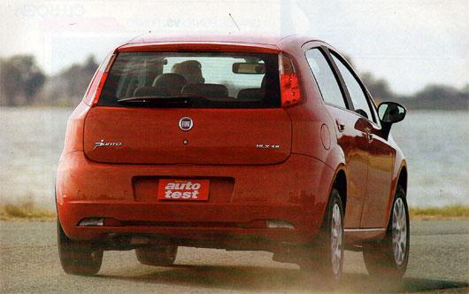 Capacidad Baul Fiat Punto Of Fiat Punto Hlx 1 8