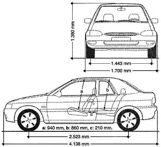 Los Ford Escort MK I deportivos, un icono de los rallyes