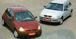 Ford Ka 1.0 vs Volkswagen Gol 1.0