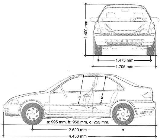 Honda Civic Ex Cupe