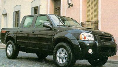 Nissan Pathfinder 3 0 V-6