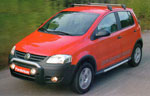 VW CrossFox 1.6