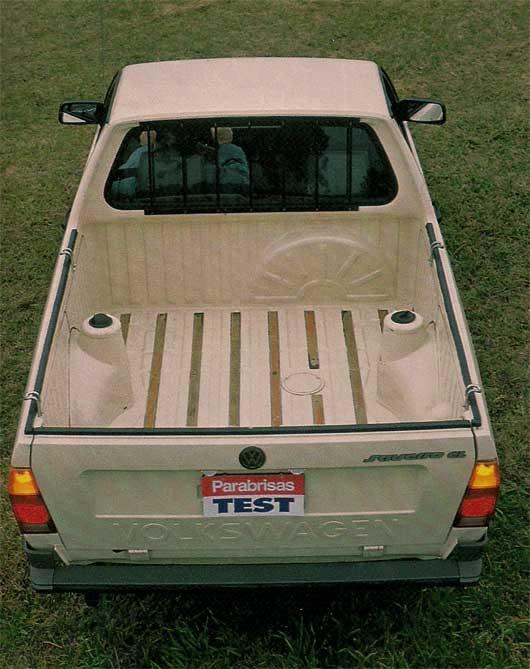 Volkswagen Saveiro CL 1993